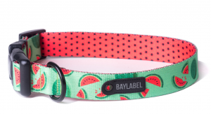 Obroża dla psa Baylabel Dotty Watermelon