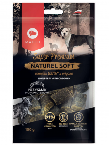 Maced Naturel Soft Wołowina z oregano