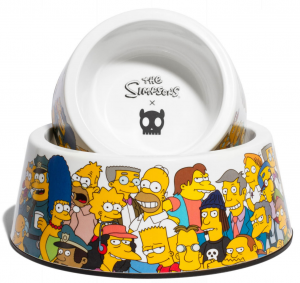 Zee.Dog Miska dla psa The Simpson Springfield