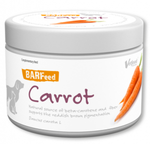 BARFeed Carrot - marchew zwyczajna 250g