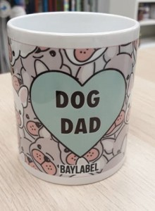 Baylabel Kubek Dog Dad